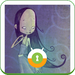 Dream Girl Wall & Lock APK Image