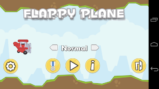 Flappy Plane - screenshot