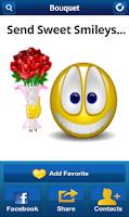 Screenshot of Smiley Central Emojis