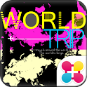 WORLD TRIP for[+]HOMEきせかえテーマ icon
