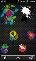 Screenshot of Artistic Sticker Pack