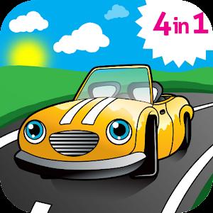 car games for little kids
