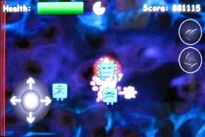 Screenshot of Antigen: Outbreak
