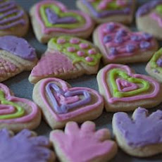 Old Fashioned Sugar Cookies II
