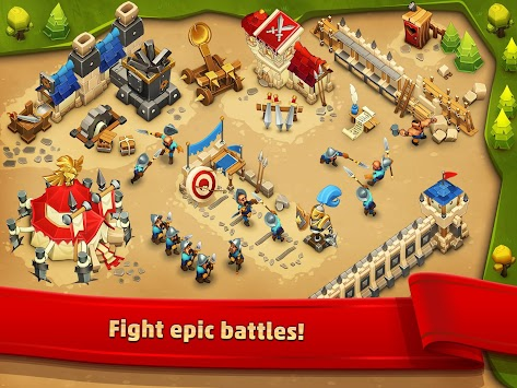 Shadow Kings (Polska) APK screenshot thumbnail 14