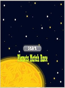 Planet Kids Game Match Race - screenshot
