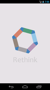Rethink - screenshot