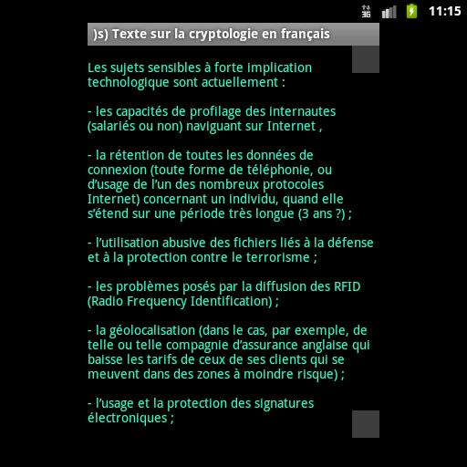 )s) Intro à la cryptologie LOGO-APP點子