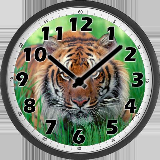 Tiger Clock LOGO-APP點子