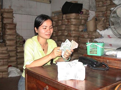 Joel Carillet, Money in Asia