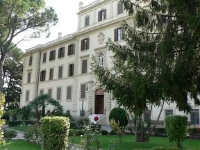 Monastery Stays - Rome