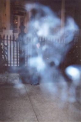 Haunted Magnolia Mansion