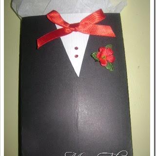 Bolsa Elegante para el Regalo del Día del Padre, paso a paso