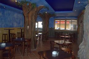 La sala de El Bosque del Duende