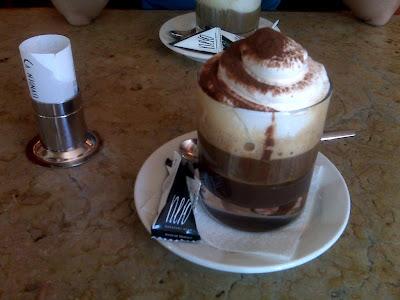 Café Ruso en Can Ignasi de Pollença