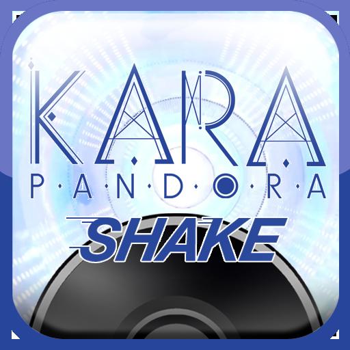 KARA SHAKE LOGO-APP點子