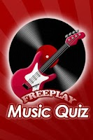 Screenshot of FreePlay Music Quiz