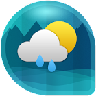 Météo & Horloge Widget Android icon