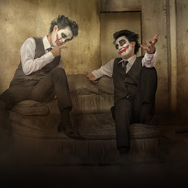 :: JOKER CHARACTER #1 :: by Aries PWork - Digital Art People