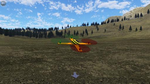 PicaSim: Flight simulator - screenshot