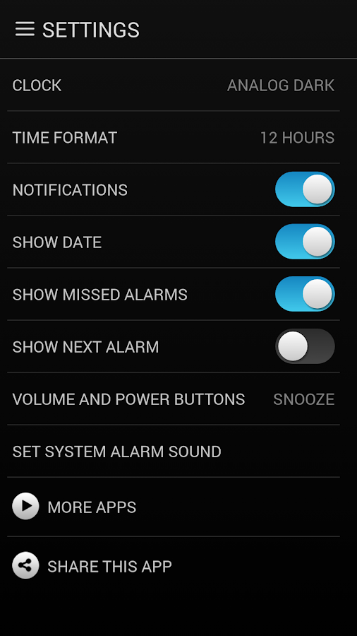 Alarm Clock Screenshot 6