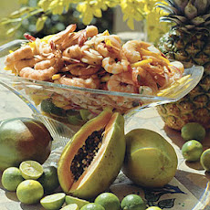 Overnight Marinated Shrimp