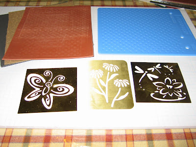 After hours stamper tutorial how to dry emboss brass stencils and i picked these brass stencils and fiskar embossing plate to demonstrate this recipe solutioingenieria Gallery
