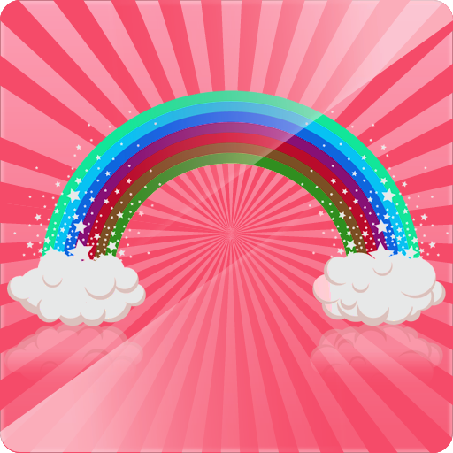 Rainbowballoons Live Wallpaper 娛樂 App LOGO-硬是要APP