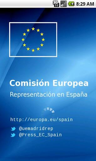 Comisión Europea en España