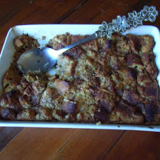 Not Your Grandmother's Bread Pudding