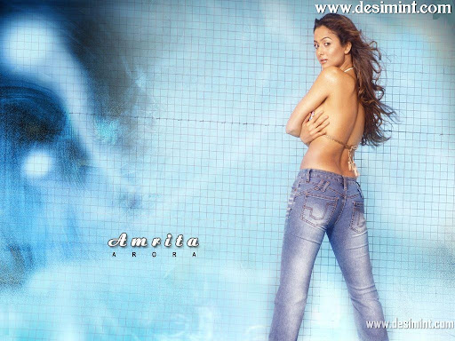 Amrita Arora Hot Sexy Pics Collection, Some Backless Pics are Included