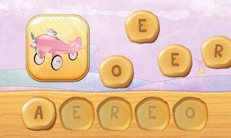 Screenshot of Smart Speller Italian (Kids)