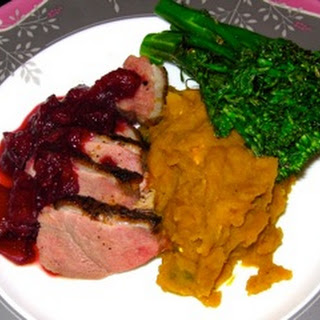 Duck Breast Fig Sauce Recipes