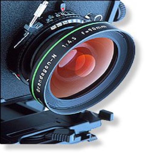 Camera Boom (Date-Time & B/W) LOGO-APP點子