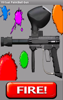 Screenshot of Virtual Paintball Gun - FREE
