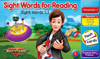 Screenshot of Sight Words for Reading