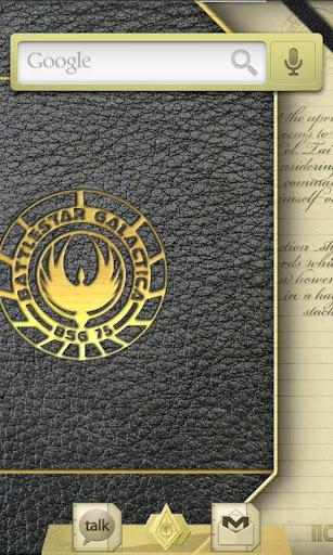 ADW Theme BSG Notebook