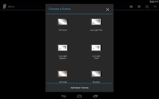 Mirror - screenshot