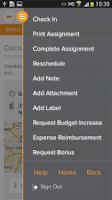 Screenshot of Work Market - For Freelancers