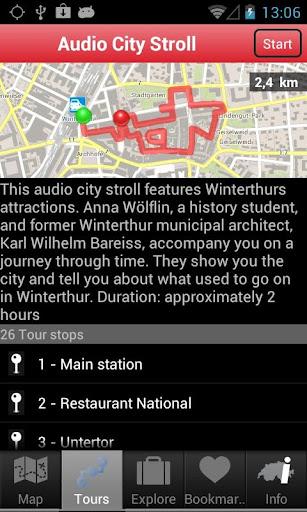 City Guide Winterthur