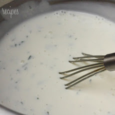 Low-fat Buttermilk Ranch Dressing