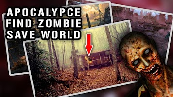 Screenshot of Find Zombie Apocalypse