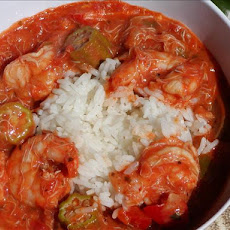 Gumbo With Shrimp, Crab & Andouille Sausage With Okra