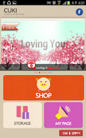 Screenshot of CUKI Themes