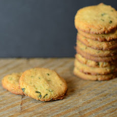 Lemon Basil Cookies