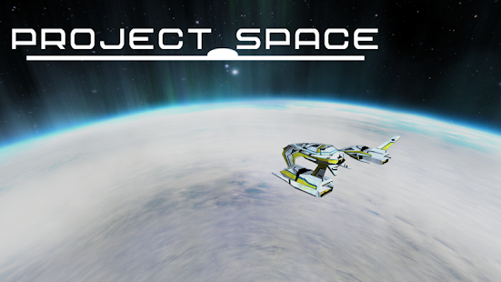 Project Space - screenshot