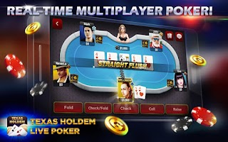 Screenshot of Texas Holdem - Live Poker