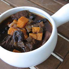Lamb and Sweet Potato Stew