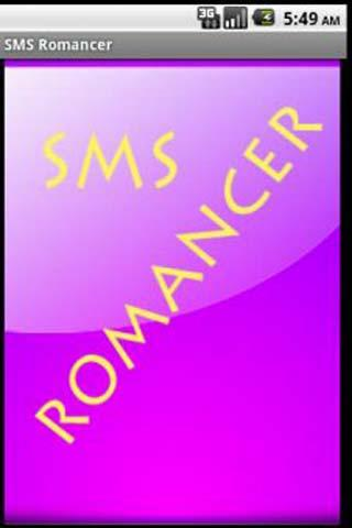 SMS Romancer