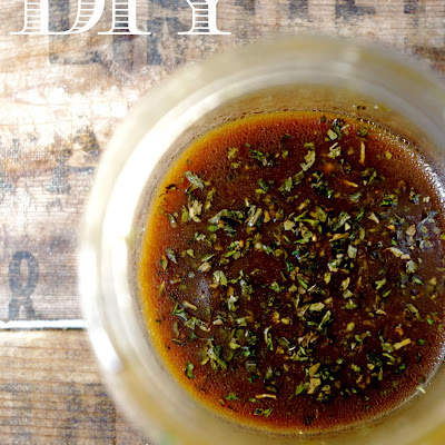 DIY Salad Dressing in 5 Easy Steps